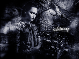 Solitary Ground by devilMisao