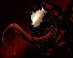 CARNAGE. by Crow-Dreamer