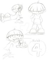 --Numbuh 4-KND Style-- by NickiLavin
