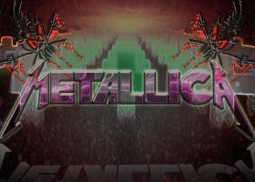 Metallica by BurningxDagger