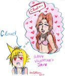 Cloudy's Valentine by cleris4ever