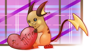 Do it Again: Be Mine Raichu 2015 by Imalune