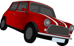 Classic Mini Vector - WIP 3 by Terror-Inferno