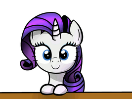 cutie Rarity Gif by HeavyMetalBronyYeah