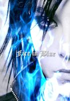 Fire in blue by NamineFanTokioHotel
