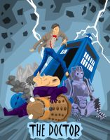 The Doctor by VoipComics