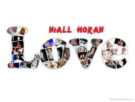 Niall Love Wallpaper by iluvlouis