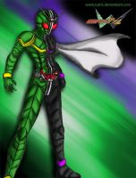 kamen rider double by Rud-K