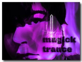 Purple Magick Trance by Xinoir