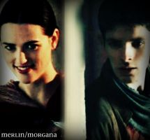 Merlin:Morgana by SoMisguidedx