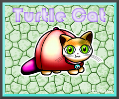 .::Turtle Cat::. by Misskatt66