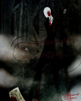 .:Slenderman-art:. by tmntffnyp