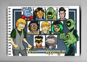 Character Select by MHG5