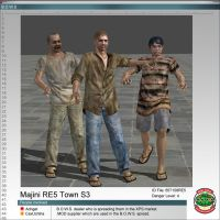 Majinis RE5 Town Skin3 by Adngel