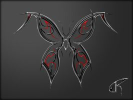 Butterfly Five by Democris