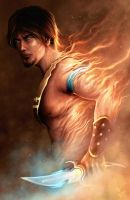 Prince of Persia The Sands of Time by thegameworld