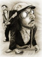 Les Claypool by raul-duke-05