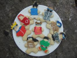 Naruto Cookies Part 1 by taylor-of-the-phunk