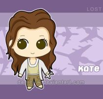 Chibi LOST Series: Kate by daniel-w
