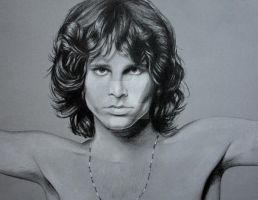 Jim Morrison by PassionDraw