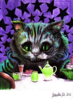 Cheshire Cat by deathwish85