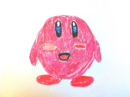 Kirby by magicia
