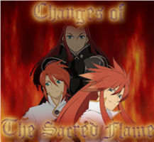 Changes of The Sacred Flame banner by EveFarrel