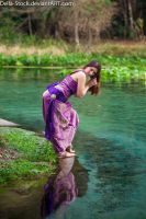 Megara Water's Edge 3 by Della-Stock