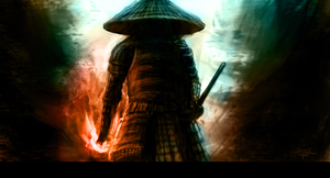 The Way of the Samurai by SamVerdegaal
