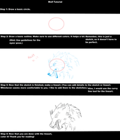 Wolf Tutorial .: REQUEST:. by KakashiSnapeFan1