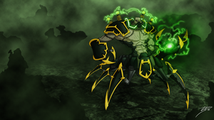 League of Legends: Urgot by TheRedOcelot