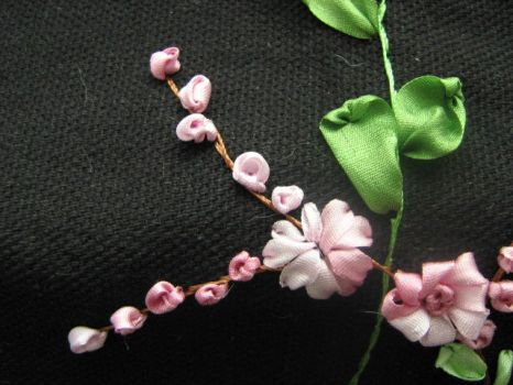 Silk ribbon embroidery 4 by EnnaEverbright