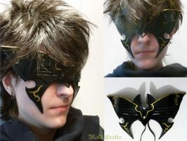 Fire Emblem - Marth Mask by MalkBass