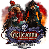 Castlevania Lords of Shadow Mirror of Fate HD by POOTERMAN