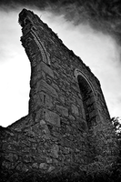 Wheal Frances Monochrome by Enderion