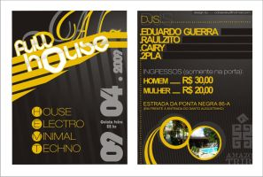Flyer Full House by Cobawsky