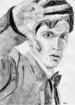 David Tennant - Doctor Who by Gaia-Child3