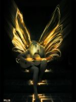 Guitar Angel by BK1LL3R