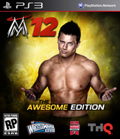 WWE '12 The Awesome Edition by Photopops