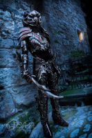 Daedric full armor from Elder Scrolls Online by ArsynalProps