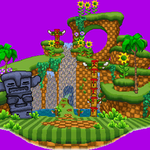 Sonic Generations[Fan Game] Green Hill Hub by marvinvalentin07