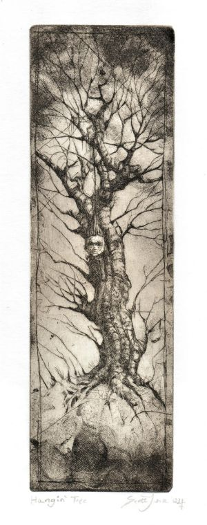 The Hangin' Tree by graver13