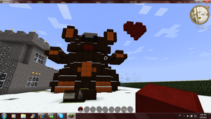 Teddy by LyricaBelachium