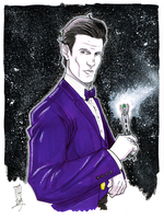 The 11th Doctor by Hodges-Art