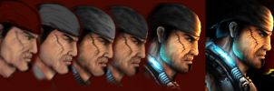gears of war mad world steps by thegameworld