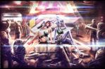 PANDEMONIUM IN OMEGA - Mass Effect by Eddy-Shinjuku