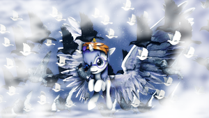 The princess of flight by SourceRabbit