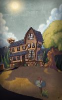 The House by Zatransis