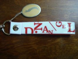 DNAngel phone strap -back- by Mysterious-L