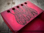 Inked Pencil Paper Holder by DreamWarrior